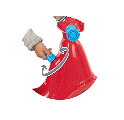 BIG 800056375 – Classic-Scooter Kinderfahrzeug, rot - 2