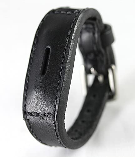 Fitbit Flex 2 Real Leather Band Replacement Band for Fitbit Flex 2 Full Grain Fit Bit Flex Band product image