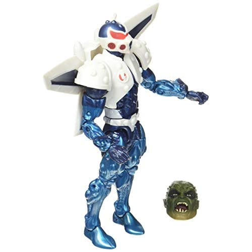 Hasbro Marvel Legends Series - Marvel's Mach-I (Action Figure 15 cm da Collezione, Build-A-Figure Abomination)