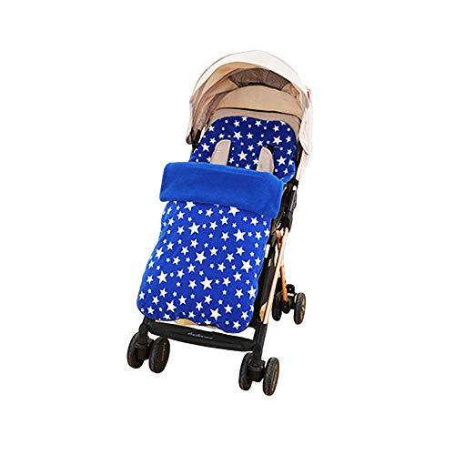 Morningtime Babyfußsack babyschale für Kinderwagen Winter fußsack mit Reißverschluss Kuschelsack Babydecke Kinderwagen waschbar verschließbarer Kopfteil