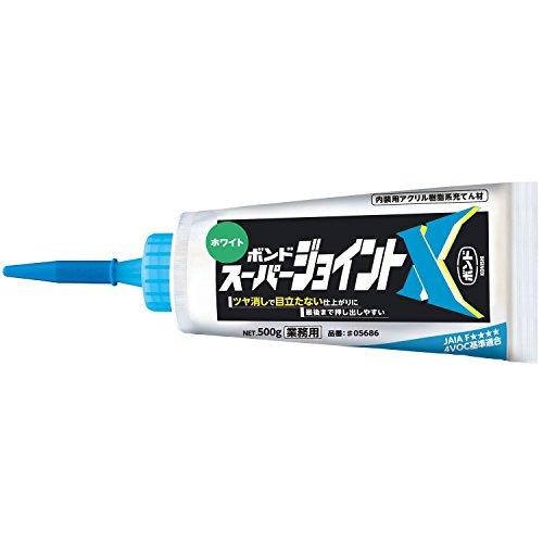 コニシ スーパージョイントX #05686 ホワイト