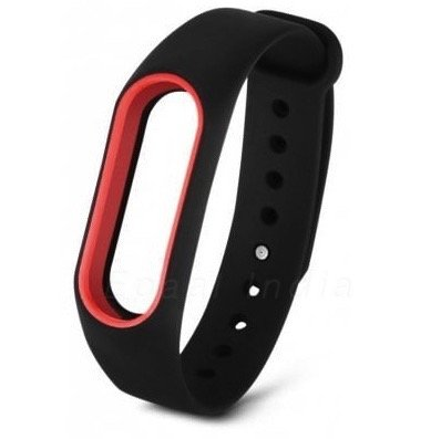 Epaal® Xiaomi Mi Band 2 Dual Color Wearable Wristband Smartband Strap Silicone...