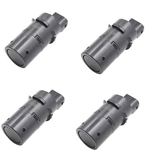 Find Discount Pack of 4 Pcs C2C29376 New Car Radar Detector Parking Asistance Sensor Rear Bumper Obj...