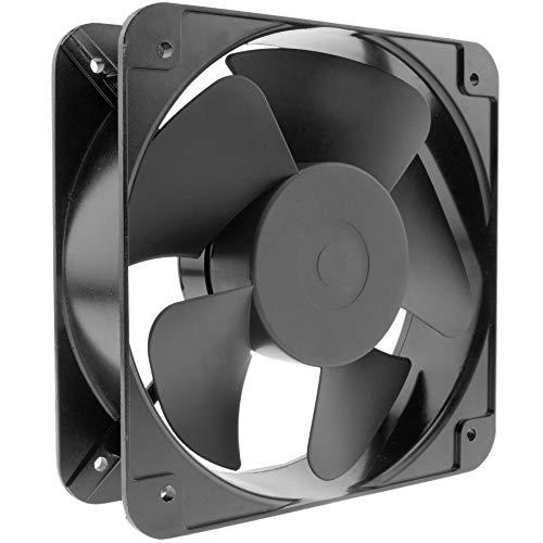 BeMatik behuizing ventilator 200x200x60mm 220VAC voor PC behuizing (VL058)
