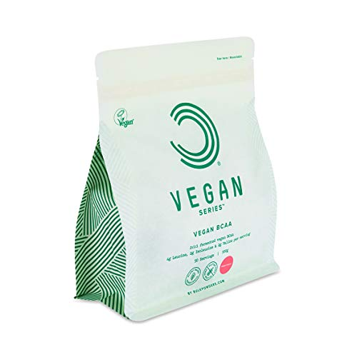 BULK POWDERS Vegan BCAA Powder, Watermelon, 500 g