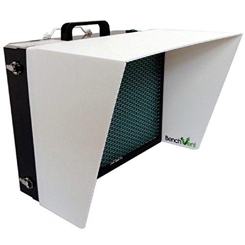Cabina de aspiración - Aspiradora de recirculación de aire BENCH VENT BV260S