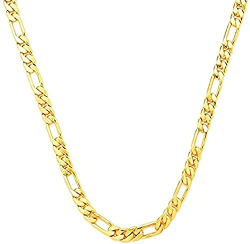 One Gram Micro Gold Plated Designer Ethnic Fashion jewellery Party Wear stylish Gents Neck Chain for Mens And Boys