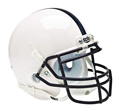 Schutt NCAA Mini Authentic XP Football Helmet, Penn State Nittany Lions