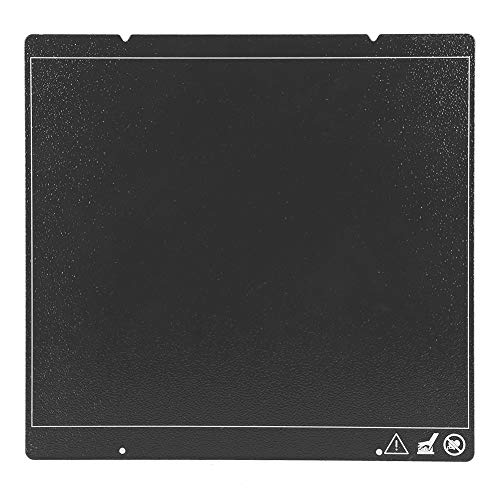 DaMohony 3D Printer Accessory for Prusa i3 Double Layer Textured PEI Powder Steel Plate MK3/MK2.5 MK52