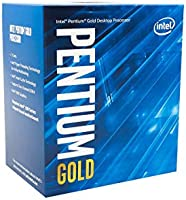 Processador Pentium G5400 3.7Ghz 4Mb Cache Graf Hd 610 Coffelake Box Bx80684G5400 Socket 1151 8ª Geração, INTEL,...