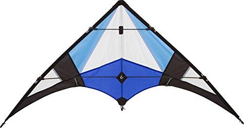 HQ Kites- Stunt Kite Rookie Aqua R2F Cerf-Volant, 10216212, Bleu
