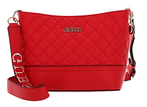 Guess Illy Bucket Red