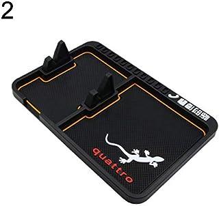 goupgolboll-一時的な車の駐車カードのスリップ防止ダッシュボードの粘着性があるパッドのマットGPSの電話ホールダー - 2#