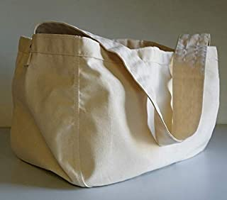 Canvas Shoulder Carrier Bag