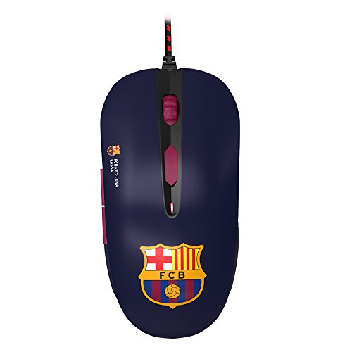 Mars Gaming MMBC Official Gaming Mouse FC Barcelona 3200 DPI