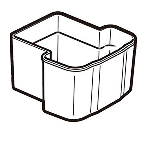 Behälter Reinigung WESLV92K7358 kompatibel mit / Ersatzteil für Panasonic ES-LV9N ES-LV9Q ES-LV95 Rasierer
