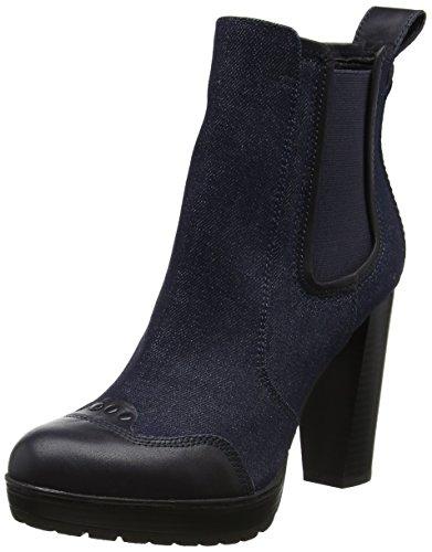 G-STAR RAW Damen Shona Chelsea Boots, Blau (Dk Navy), 39 EU