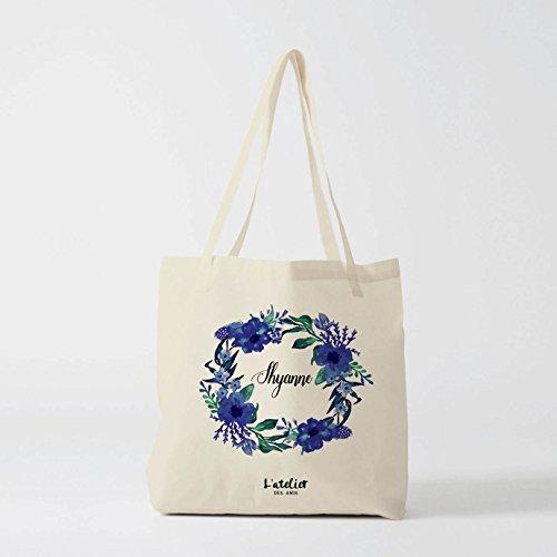 Atelier Des Amis - Bolsas personalizadas para dama de honor o boda, ideal como regalo para novia o fiesta