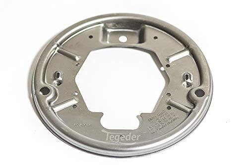 Knott Reparaturblech für Ankerplatte 200x50 20-2425 Bremsankerblech Anhänger