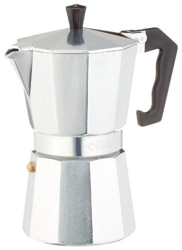 Cilio 320619 Espressokocher 'Classico' 6 Tassen
