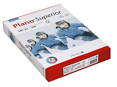Plano Kopierpapier Superior A4 120 g/qm 250 Blatt