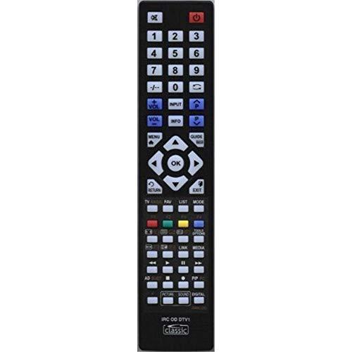Ersatz Fernbedienung passend NUR für Orion Tv22PL-145DVD/ 076ROPK011 / TV22PL156X. selbstverständlich mit Bedienung Anleitung