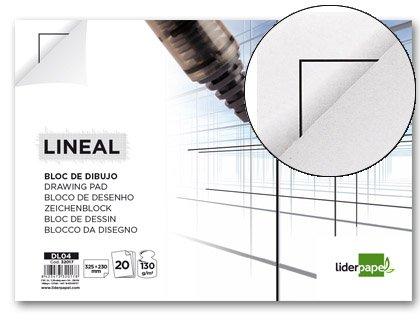 Liderpapel  - Bloc Dibujo