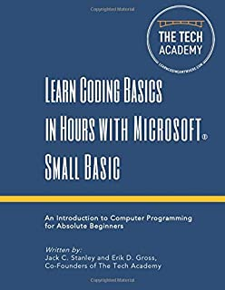 Learn Coding Basics in Hours with Small Basic