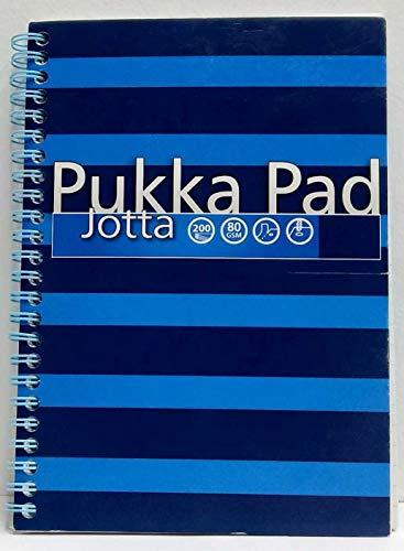 Pukka Pad 6677-nvy A5Jotta Pad–navy/rosa