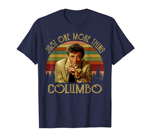 Just-One-More-Thing-Columbo}Tシャツ Tシャツ