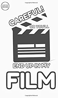 Movie Director Password Book: Funny Film Making Themed Internet Login & Password Organizer for Filmmakers - Humorous Gift Idea on Birthday