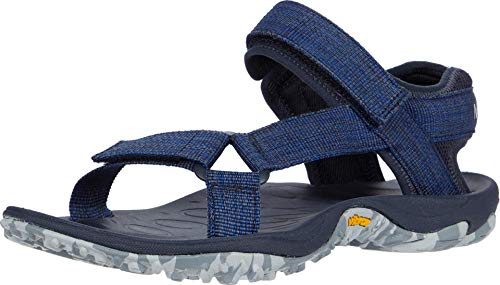 Merrell Herren Kahuna Web Leichtathletik-Schuh, Navy Eco, 42 EU