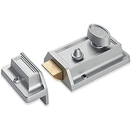 Quality Hand Crafted Night Latch with Stainless Steel Hardware