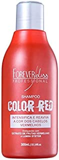 Forever Liss Shampoo Color Red 300ml