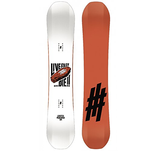 Herren Freestyle Snowboard Lobster Parkboard 157