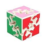 HJXDtech - KSZ clásico Cubo de 2x2x2 de Engranajes
