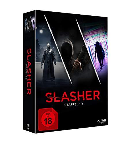 Slasher - Staffel 1-3 [9 DVDs]