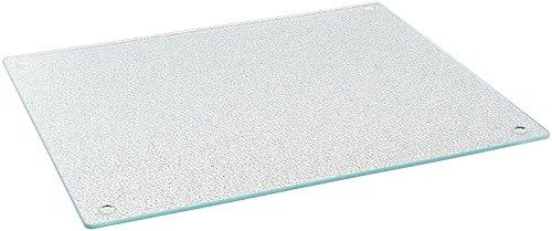 Glass Cutting Board,15 X 11-inch, Tempered Glass (15 X 11-inch)