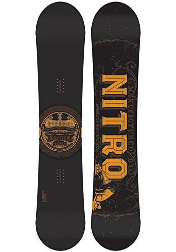 Herren Freeride Snowboard Nitro Magnum 159 2015