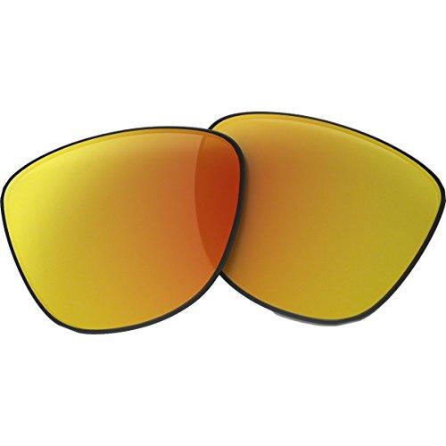 Oakley Lenses 43-423 Fire Iridium Frogskins Sunglasses Lens Category 3 Lens Mirrored