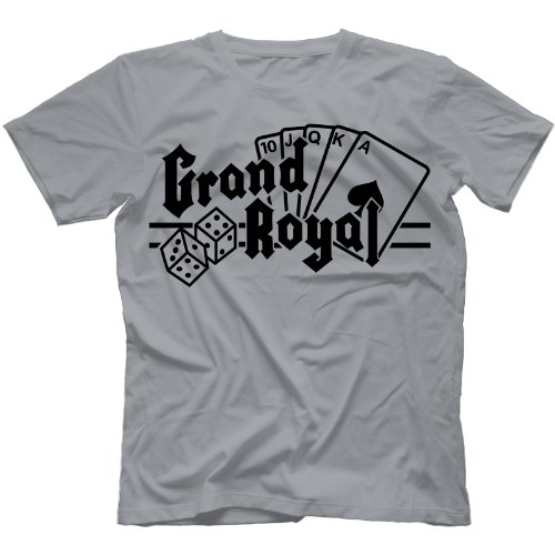 Grand Royal Records T-Shirt in 11 Farben