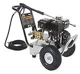 Maxell Mi-T-M WP-3200-0MHB Cold Water Direct Drive, 196cc Honda OHV Gasoline Engine, 3000 PSI Pressure Washer