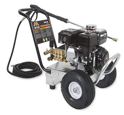 Mi-T-M WP-3200-0MHB Cold Water Direct Drive, 196cc Honda OHV Gasoline Engine, 3000 PSI Pressure Washer