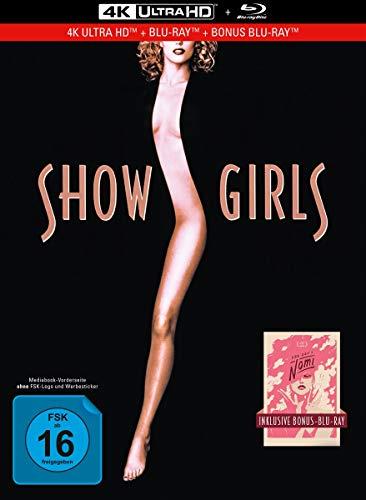 Showgirls - You Don't Nomi - 3-Disc Limited Collector's Edition im Mediabook (4K Ultra HD/UHD + Blu-ray + Bonus-Blu-ray)