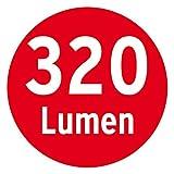 Brennenstuhl Solar LED-Leuchte Premium SOL LH0805 P1 IP44 mit Infrarot-Bewegungsmelder 8xLED - 2