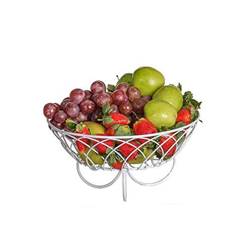 LQST-Obsttablett ;chtekorb Formsch;ne Schale zu verwenden als Dekoschale oder Obstschale,Zeitloses Design Schon jetzt EIN Klassiker