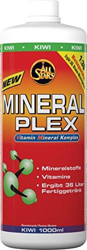 All Stars Mineral Plex, Kiwi, 1er Pack (1 x 1000 ml)