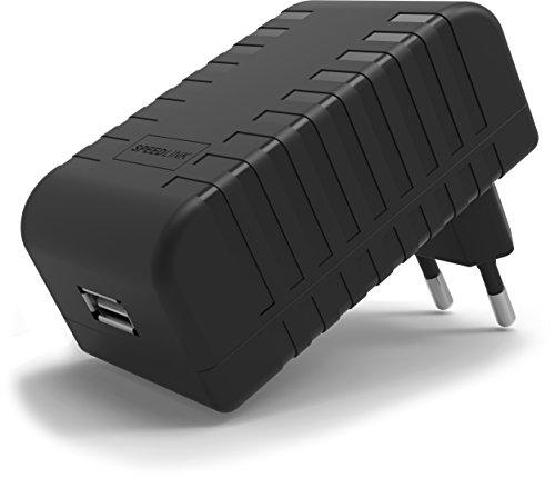 Speedlink FUZE USB Power Supply - USB-Ladegerät für Nintendo Switch, 1,5m Kabellänge, schwarz