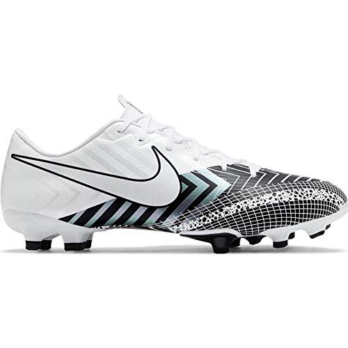 Nike Unisex-Adult Mercurial Vapor 13 Academy MDS Mg Black/White Football Shoes-4.5 UK (38 EU) (7 US) (CJ1292-110)