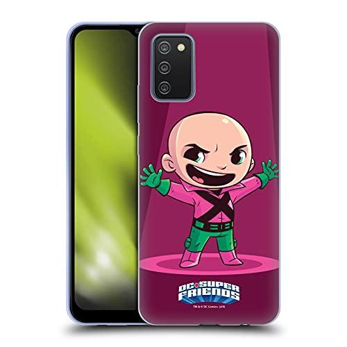 Head Case Designs sous Licence Officielle Super Friends DC Comics Lex Luthor Jeunes Enfants 2 Coque en Gel Doux Compatible avec Galaxy A02s / M02s (2021)